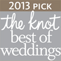 2013 Pick The Knot Best of Weddings